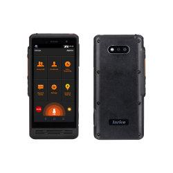 Neues Produkt-POC-Radio mit Doppel-SIM Karte WiFi 4G Doppelkamera-Entwurf Inrico S300 des Android-8.1