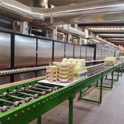 Kemei neue aktualisierte Technologie-elektrischer keramischer Rollen-Brennofen für Porzellan-Produktion