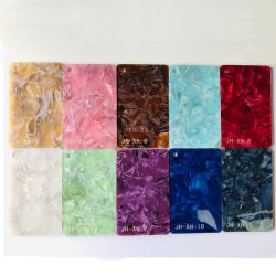 عادية لمعان [2.5مّ] [سبتيكل] صبّ مرمر واضحة أكريليكيّ لوح بلاستيك لوح