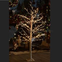 La filiale del salice del LED illumina gli indicatori luminosi di natale dalle decorazioni della Battery Navidad per gli indicatori luminosi leggiadramente della camera da letto della decorazione domestica di cerimonia nuziale