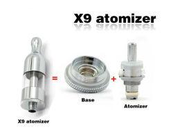 De Nieuwe e-Sigaret X9 Toebehoren van uitstekende kwaliteit van de Sigaret van de Verstuiver Elektronische (X9)