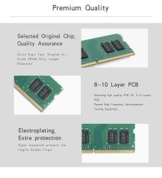 Mémoire DDR4 2400 1,2V SO-DIMM 8 Go de mémoire pour ordinateur