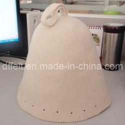 Sombrero de fieltro de lana One-Piece Sauna (342)