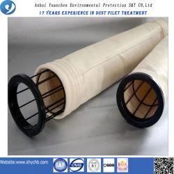 Nomex die de Materiële Zakken van de Filter van het Stof, de Zak van de Filter van het Stof Nomex filtreren