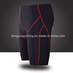 Los hombres pantalones cortos de Lycra Rash Guard de desgaste para el Deporte