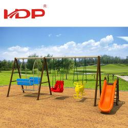 Los niños Parque de Diversiones precio de fábrica China balancín de jardín Cátedra SEAT