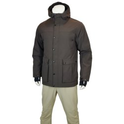 Factory Stock men′ S Winter Padded Waterproof Coat Jacks