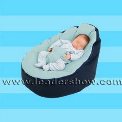 El sueño del bebé silla bean bag (LS049)