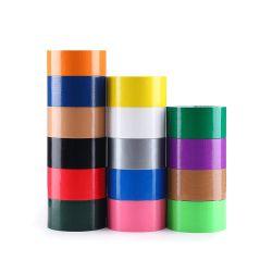 Fita adesiva forte colorida fita de tecido de cor para embalagem de Serviço Pesado