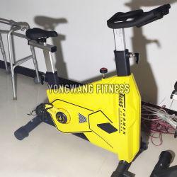Тренажерный зал кардио-оборудованием Yongwang Yw-E004 ремень вращается на велосипеде
