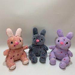 Migliore Pasqua regalo di vendita del bambino del coniglio del giocattolo della peluche del bambino del regalo di 2021