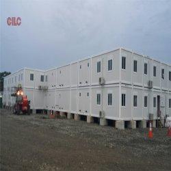 Сегменте панельного домостроения в легких стальных контейнер Дом