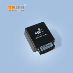 Глобальный автомобиль 4G Obdii отслеживания GPS двигатель вкл./выкл./прицепа Turn-Over обнаружения сигнала тревоги (ТК428-KH)