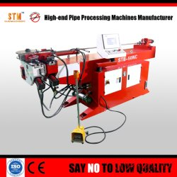 STB-50nc 유압 NC 제어 파이프 종단 기계
