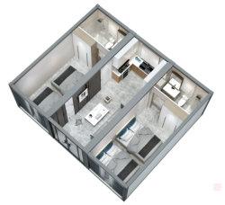 현대 디자인 집을%s 조립식 콘테이너 집