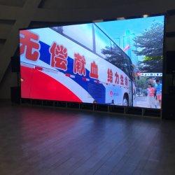 Desempenho de exibição de vídeo Fase do painel interior da iluminação de fundo da tela de LED