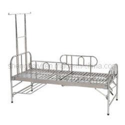 [ستينلسّ ستيل] [دووبل-روكر] عناية سرير ([ش-ب251س])