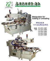 Soudure simultanée à haute fréquence/machine de découpe (CR-AZP-10KW-15KW-20KW-25KW)