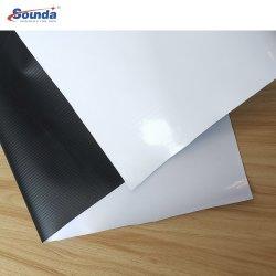 Striscione flessibile in PVC 500*500d per affissioni con stampa digitale