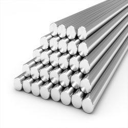 La norme ASTM A276 410 420 416 201 304 310 316 321 Barre ronde en acier inoxydable/Prix de la tige