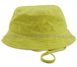 Top-Qualität Washed Weiches Gefühl Kinder Infant Bucket Hat ( CSC9440-1 )