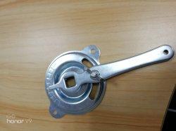 Regulador do mostrador do amortecedor pneumático de folha galvanizado HVAC