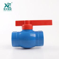 "China Fornecedor 20mm 1/2""-2"" barata OEM Válvula de Esfera de PVC de alta qualidade"