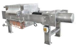 실리카 산업/화학을 위한 자동 챔버 필터 플레이트