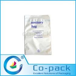 De serviettes jetables sacs sanitaires pour les mesures sanitaires à l'emballage