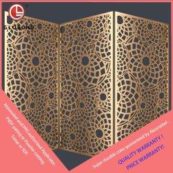커튼 벽 레이저 컷 벽면 패널 알루미늄 솔리드 패널 장식 (GLEP-006)