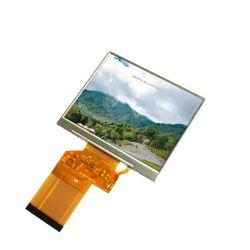 3.5 IPS TFT LCD van de Duim 320*240 de Module van de Aanraking met het Volledige Bekijken voor de Collector van Gegevens, Slimme Meter, Ventilatie, Medische, Witte Goods
