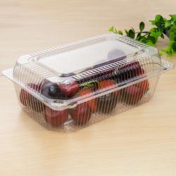 محارة [إك-فريندلي] مستهلكة واضحة بلاستيكيّة طعام يعبّئ
