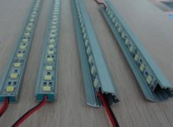 LED SMD3528 aluminium Barre rigide lumière