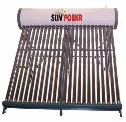 مسخن المياه بالطاقة الشمسية المدمج بدون ضغط (SP-470-58/1800-24-R)