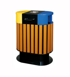 Le WPC écologique Outdoor poubelle