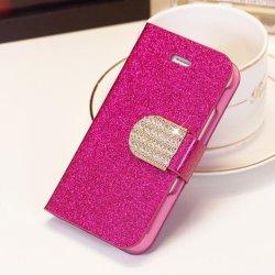 Роскошный Diamond-Studded мобильного телефона чехол для iPhone 4G/4s/5g Samsung S2. S3. S4. Примечание 1. Примечание2 новый дизайн корпуса телефона