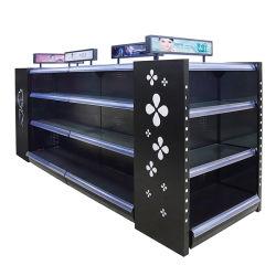 La vente au détail Durable multifonction des étagères réglables spécial gondole
