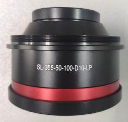 마킹 머신용 355mm F 세타 스캔 렌즈