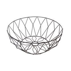 Металлическая корзина фруктов и овощей держатель закусочная кухня организатор декоративная подставка для дисплея