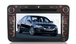 "Touch Screen 2 DIN 7"" Car DVD with GPS for VW B6/Magotan/Sagitar/Touran/Caddy/New Bora/New Golf (TS7166)"