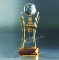 Trofeo de cristal (CT016)
