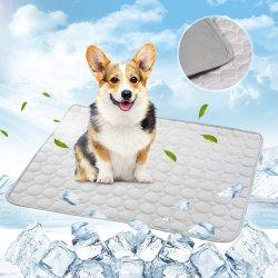 Accessori top selling Cool gel Ice Mat Cooling PET Beds Tappetino per cuscino per animali domestici