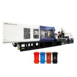 도로 쓰레기 컨테이너 기계 GF650eh 주입 기계