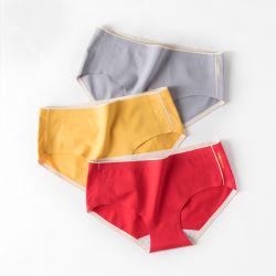 جديدة ملحومة [ميد-ويست] قطر ملبس داخليّ نساء فصل صيف مثلّث قطر صاف ملحومة [ميد-ويست] [سليد كلور] موجز