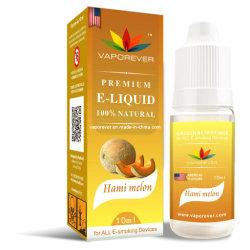 Saveur de melon d'huile de la nicotine sain E de la fumée, E-liquide, e Jus Jus /fumer pour EGO e cig à la nicotine 0mg 6 mg, 8mg 16mg 24mg, 36 mg