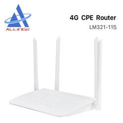 Lyngou LG233 300Мбит/с 4G WiFi Lte CPE Lm321-115 Openwrt маршрутизатор с слот для SIM-карты