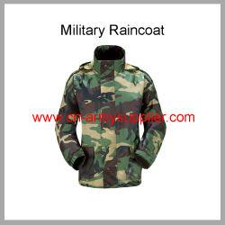 L'Impermeabile-Esercito Uniforme-Militare della Impermeabile-Polizia del camuffamento Uniforme-Cammuffa l'impermeabile