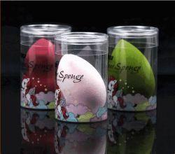 Cilindro de cosméticos de plástico personalizadas Embalaje de AFU Mascarilla Facial de Algodón comprimido
