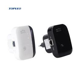 Repetidores do extensor de WiFi repetidor de 300 Mbps Repetidor de sinal de repetidor de longo alcance Router WiFi de reforço