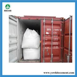 China White el cemento Portland 42.5 grado